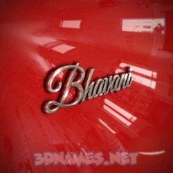 bhavini 3d name