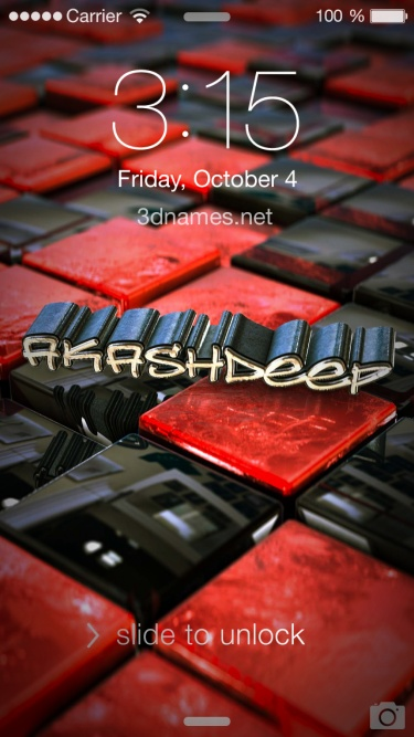 akashdeep name