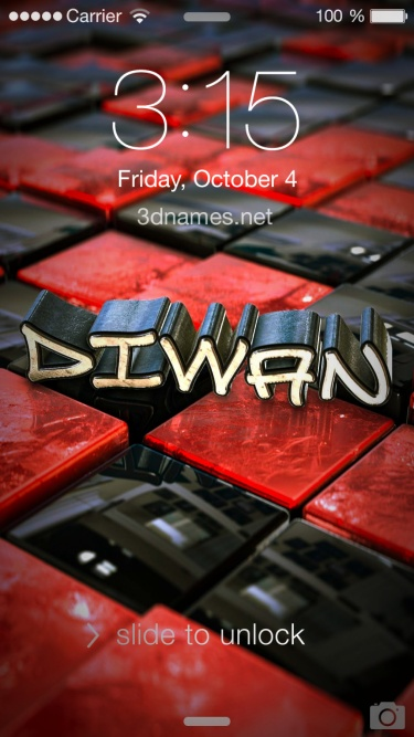 Preview of 'Red Checkered' for name: Diwan
