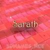 sarath name stylish