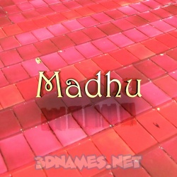 29 3D images for Madhu