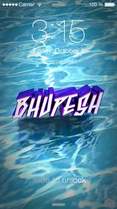 bhupesh name full hd