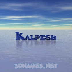 kalpesh name hd