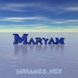 28 3D images for maryam
