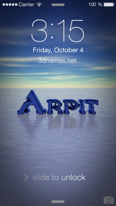 arpit name image
