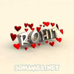 29 3d Images For Rohit
