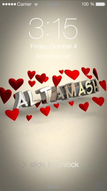 altamash name
