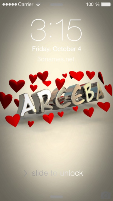 of name areeba