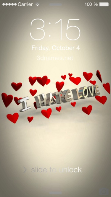 I hate love hd photos download