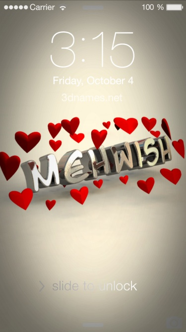 mehwish name hd