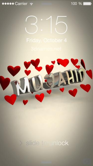 mujahid 3d