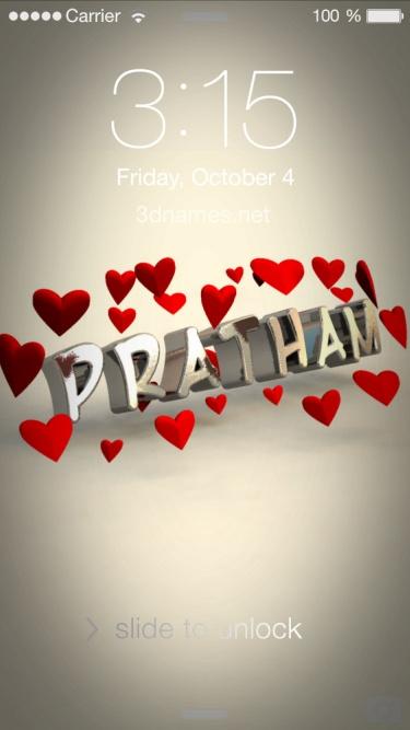 pratham 3d