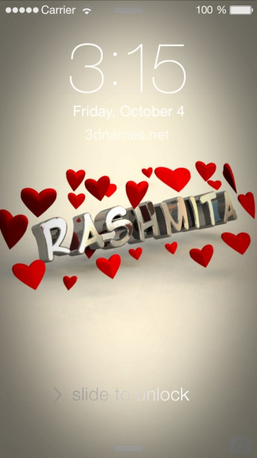rashmitha name