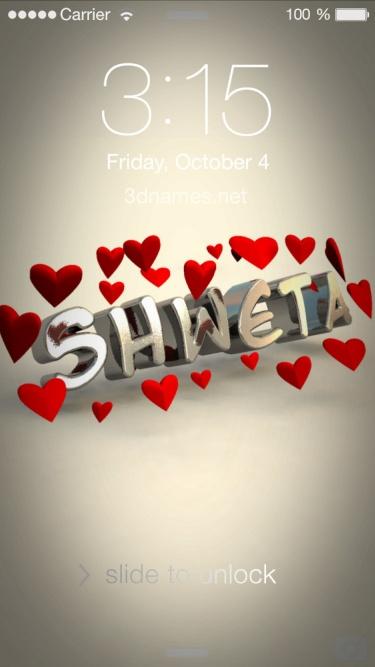 shwetha name