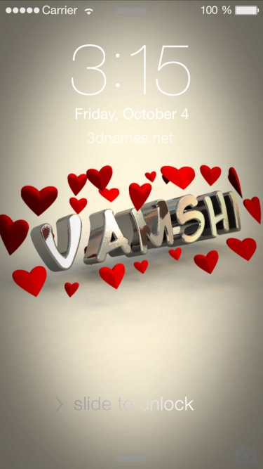 vamshi name love