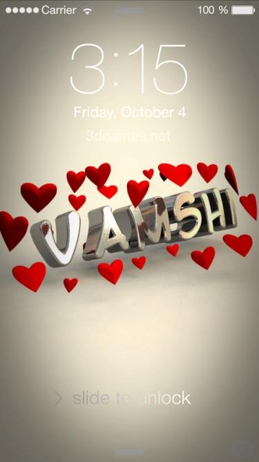 vamshi 3d name