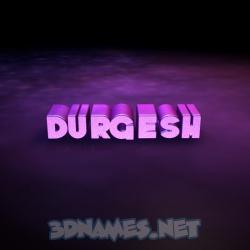 durgesh 3d live