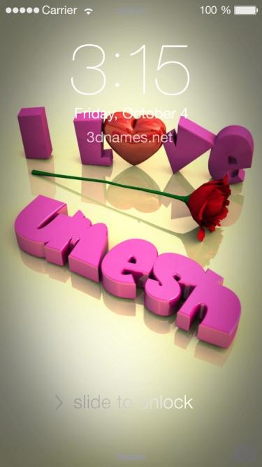 3d umesh name