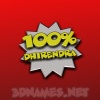 dhirendra name 3d