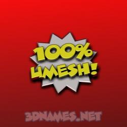 umesh 3d name