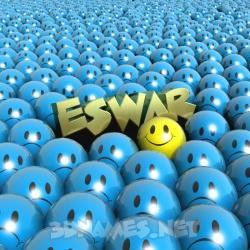 eswar 3d name