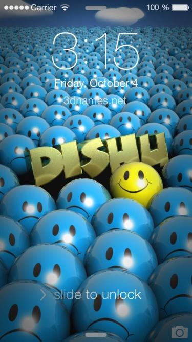 dishu name