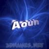 aoun 3d name