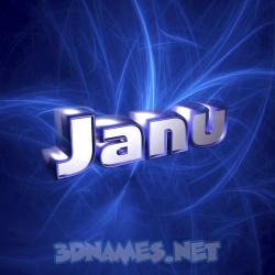 janu name wallpaper free download