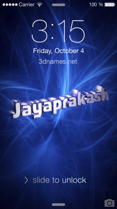 jayaprakash name