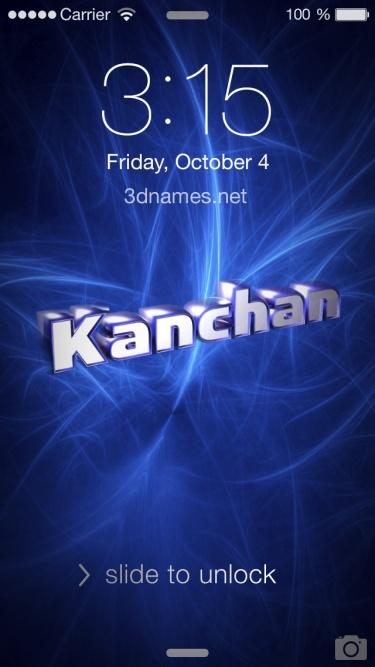 kanchan ji name