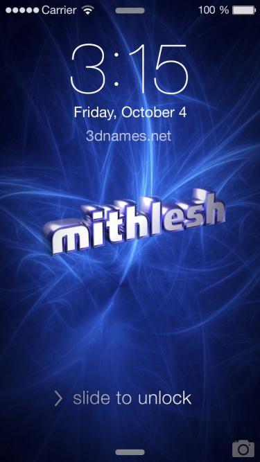 mithlesh name