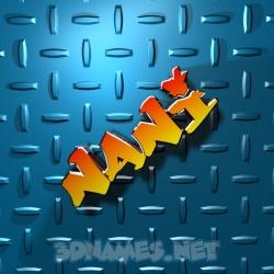 29 3D images for Nani