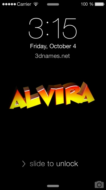 alvira name