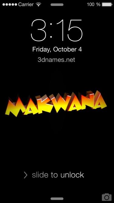 makwana name