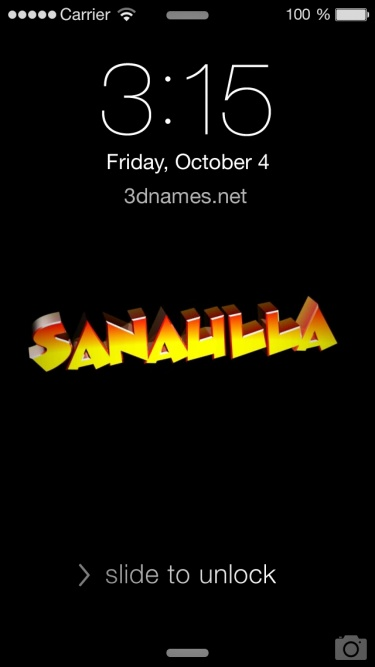 25cdd8b774 Preview of 'Black Background' for name: sanaulla